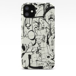 Inside the Mind iPhone Case