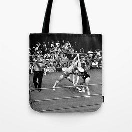 Kevin VonEric vs Frank Star Tote Bag