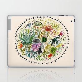 Succulents Mandala Laptop & iPad Skin