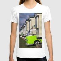 vw bus T-shirts featuring Vdub VW Bus by Rainer Steinke