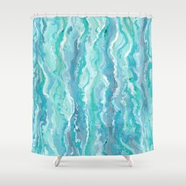 Ocean Melt Shower Curtain