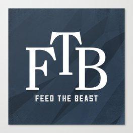 FTB Logo Canvas Print