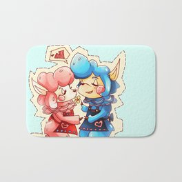 Reese and Cyrus! ACNL Bath Mat