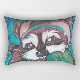 chill mode Rectangular Pillow