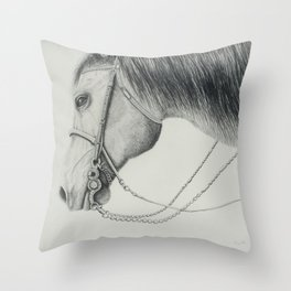 Weekend Vibes Graphite Throw Pillow