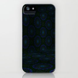 Iconic Hollows 19 iPhone Case
