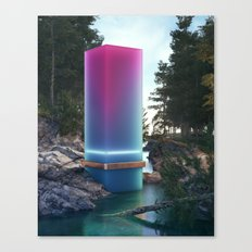 Creek Canvas Print