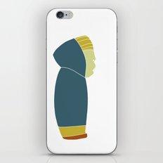 Mummy Teen iPhone & iPod Skin