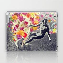 Flower surfing Laptop & iPad Skin