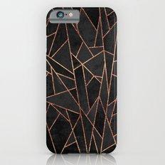Shattered Black / 2 Slim Case iPhone 6
