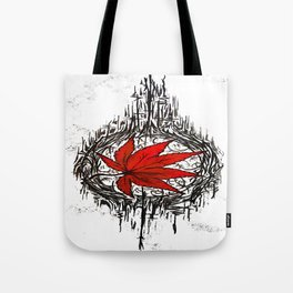 Tribe Maple Tote Bag