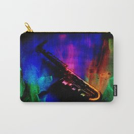 Midnight Sax Carry-All Pouch