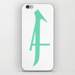 Alif iPhone Skin
