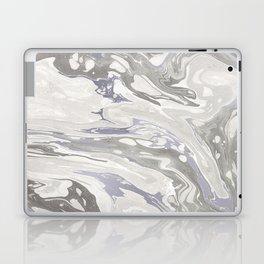Grey Marble #society6 #decor #buyart Laptop & iPad Skin