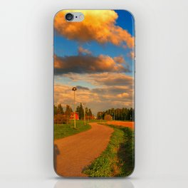 deserto iPhone Skin