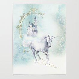 Unicorn magic Poster