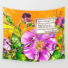 Promise of Summer Wall Tapestry