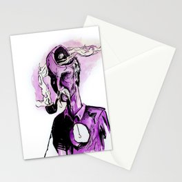 IT IS A TRAP Stationery Cards