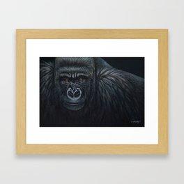 Troop Leader Framed Art Print