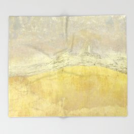 Impressions from Skye II 2017 Throw Blanket