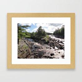 Jay Cooke Framed Art Print