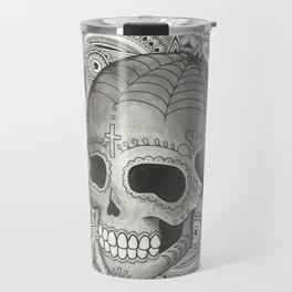Dia De Muerto - Explosion Travel Mug