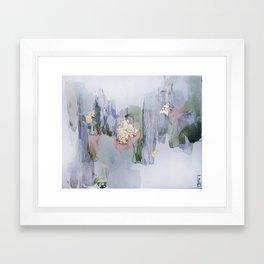 Leverage Framed Art Print