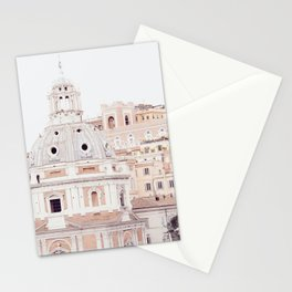 Pale Rome Stationery Cards