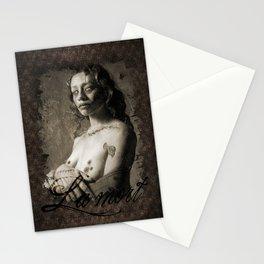 La Mort  Stationery Cards