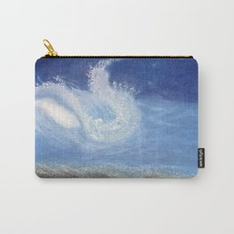 Making my own wave baby Carry-All Pouch