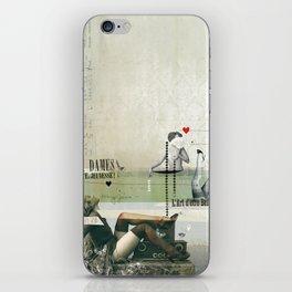 Beauté & Jeunesse iPhone Skin