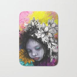 Emotional Chaos Bath Mat