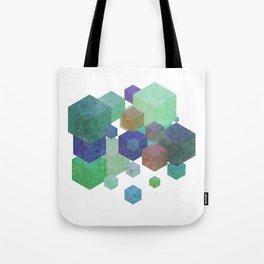 Fly Cube N1.5 Tote Bag