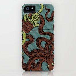 Dead in Sins iPhone Case