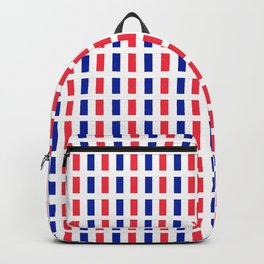 Flag of France 2- France, Français,française, French,romantic,love,gastronomy Backpack