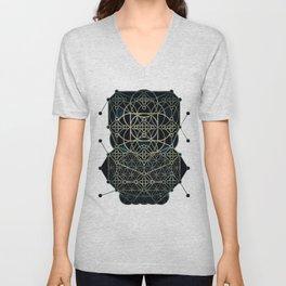 Quantum Conexion Unisex V-Neck
