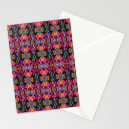 Geometric Fun Stationery Cards