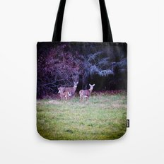 The Dear Deer Family Tote Bag