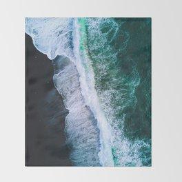 Sea 6 Throw Blanket