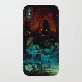 the last story iPhone Case