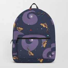 This Way Up -- Pattern Backpack