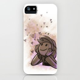 Asexuality - I Am Not Broken iPhone Case