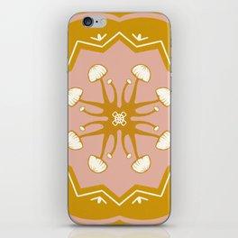 Mushie Mandala iPhone Skin