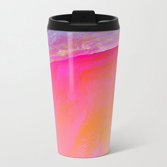 IZZY Metal Travel Mug