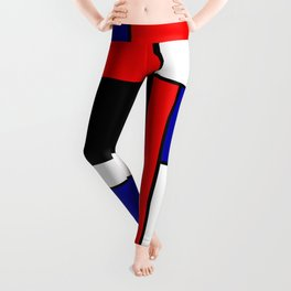 Mondrian #70 Leggings