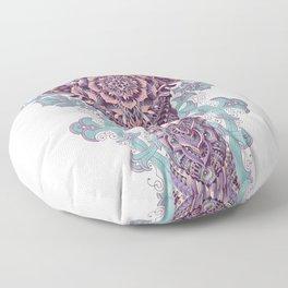 Giraffe (Color Version) Floor Pillow