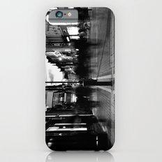 Star Light [Black & White] iPhone 6s Slim Case