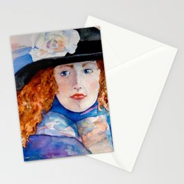 Artist Abroad Stationery Cards