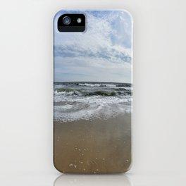 Waves Break iPhone Case