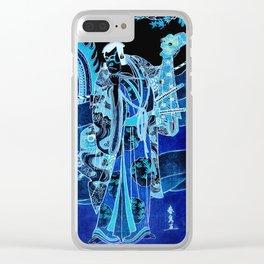 Dance B Clear iPhone Case